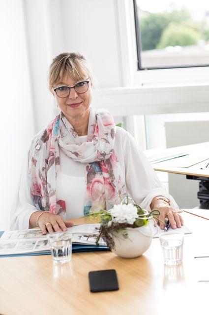 Immobilienmaklerin Barbara Kochs